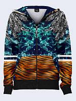 Женское худи Tiger color