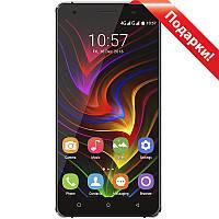 "Смартфон 5"" OUKITEL C5, 2GB+16GB Черный 4 ядра 2.5D изогнутый экран 2 Sim камера 5 Мп Android 7 Nougat"