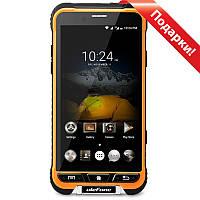 "Смартфон 4.7"" Ulefone ARMOR, 3GB+32GB Оранжевый 8 ядер MediaTek MT6753 камера 13Мп IP68 Android 6 3500 mAh"