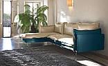Стильный современный диван с контрастными подушками JAZZ фабрика META DESIGN, фото 7