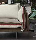 Стильный современный диван с контрастными подушками JAZZ фабрика META DESIGN, фото 3