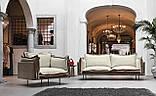 Стильный современный диван с контрастными подушками JAZZ фабрика META DESIGN, фото 2
