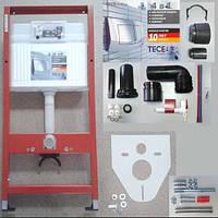 Инсталляция TECE base kit 9400005 комплект 4 в 1 (9.400.005) c кнопкой смыва TECEambia