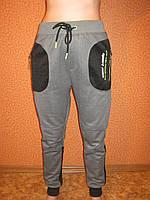 Мужские теплые молодежные спортивные штаны