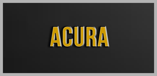 Стартер Acura