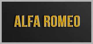 Стартер Alfa romeo