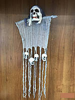 Декор на хэллоуин Halloween скелет черепа