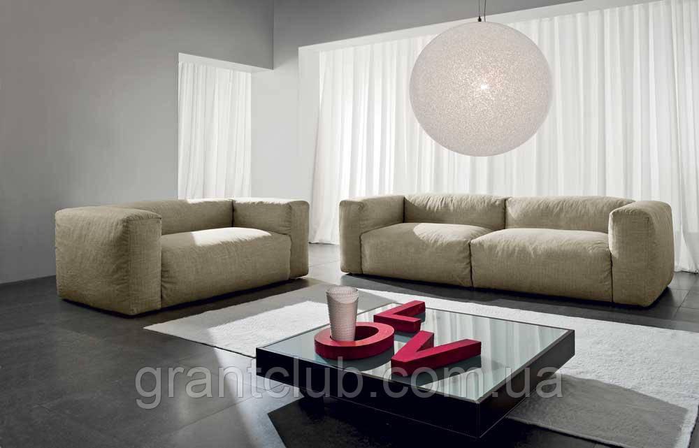 Итальянский модульный диван FLUFFY фабрика META DESIGN