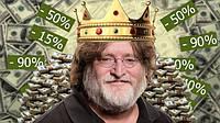 Утечка! 3 самые крупные распродажи в Steam уже скоро станут доступны!
