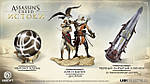 Авторы Assassin's Creed Origins показали коллекционные фигурки и предметы