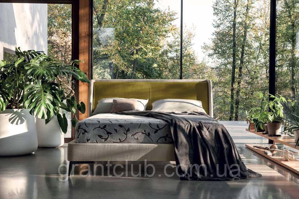 Итальянская кровать MISTRAL фабрика META DESIGN