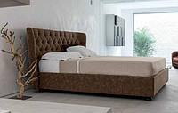 Итальянская классическая кровать в ткани HYPNOS фабрика META DESIGN, фото 1