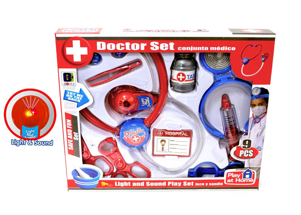 """Игровой набор """"Доктор"""" арт. 661-201-2"""