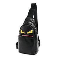 Мужская кожаная сумка. Модель 63338, фото 2
