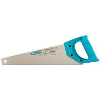 """Ножовка для работы с ламинатом """"PIRANHA"""", 360 мм, 15-16 TPI, зуб-2D, каленый зуб, GROSS (24121)"""