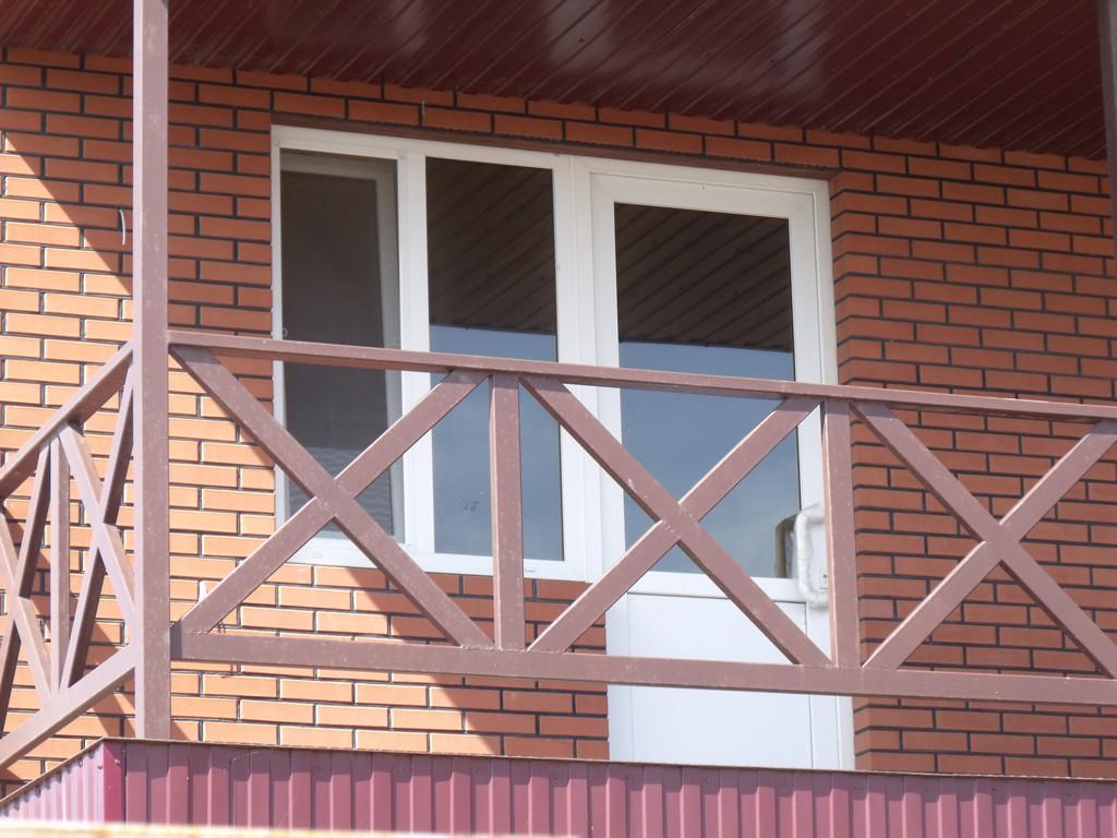 Остекление частного дома 4