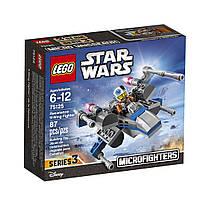 Конструктор Лего звездные войны Истребитель Повстанцев LEGO Star Wars Resistance X-Wing Fighter 75125