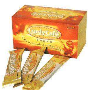 Кофе с кордицепсом Тяньши CordyCafe Tiens (Корди кофе Тяньши)12 пакетов.