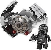 Конструктор LEGO Star Wars  Лего звездные войны Истребитель TIE Advanced Prototype 75128