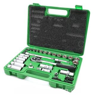 Набор инструментов Intertool Интертул  39 предметов ET-6039 SP