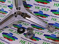 Ремкомплект для стиральной машины samsung, Подшипники SKF 6203 - 6204, сальник 25*50.55, крестовина DC97-15182