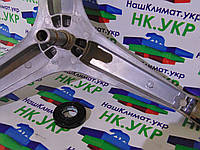 Ремкомплект для стиральной машины samsung, сальник 25*50.55 оригинальный смазанный, крестовина DC97-15182 ориг, фото 1