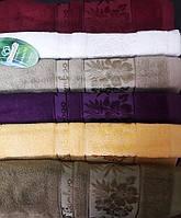 Полотенца бамбуковые упаковка 6шт 70х140 Bamboo