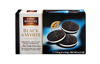 Печенье сендвич black s white Feiny Biscuits 176г (4*44г) Австрия