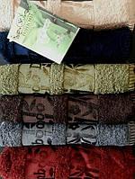 Упаковка 6шт - полотенца бамбуковые 70х140 Bamboo Vip IssiHome