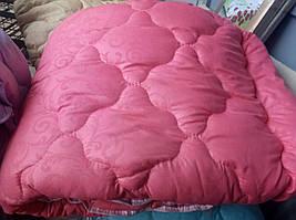 Теплое зимнее полуторное бамбуковое одеяло, фото 3