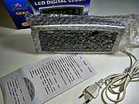 Цифровые светодиодные часы CAIXING СХ-818