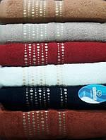 Полотенца махровые упаковка 6шт 70х140 Nile