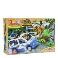 Конструктор Динозавр «Dinosaur JDLT Jun Do Long Toys»
