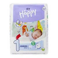 """Подгузники детские """"Bella Baby Happy Newborn"""" 2-5 кг (42 шт.)"""