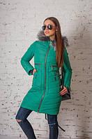 Женское зимнее пальто от украинского производителя новинка