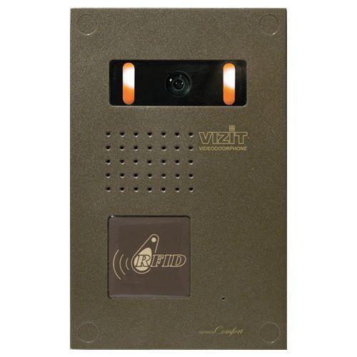 Многоабонентские видеодомофоны