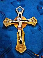 """Крест """" Распятие """" ручной работы"""