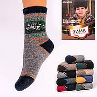 Детские носочки ангора с махрой Малыш С720-5 M 19-26. В упаковке 12 пар