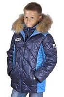 Зимние детские куртки для мальчиков