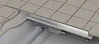 Водоотводящий трап WINKIEL Fino 90 см с решеткой CONTI и возможностью вклеивания плитки