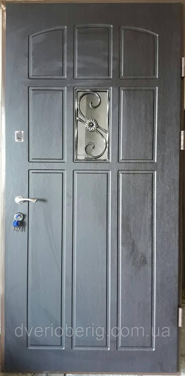 Входная дверь модель П5 160 vinorit-20 КОВКА