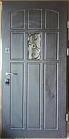 Входная дверь модель Т-1-3 160 vinorit-20 КОВКА