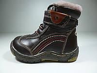 Ботинки для мальчиков  Lucky Puck Размер: 22,23,26