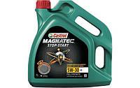 Моторное масло CASTROL MAGNATEC STOP-START 5W-30 A5, 4L, Великобритания