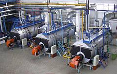 Реконструкция и капитальный ремонт котельных, систем тепло- и пароснабжения предприятий