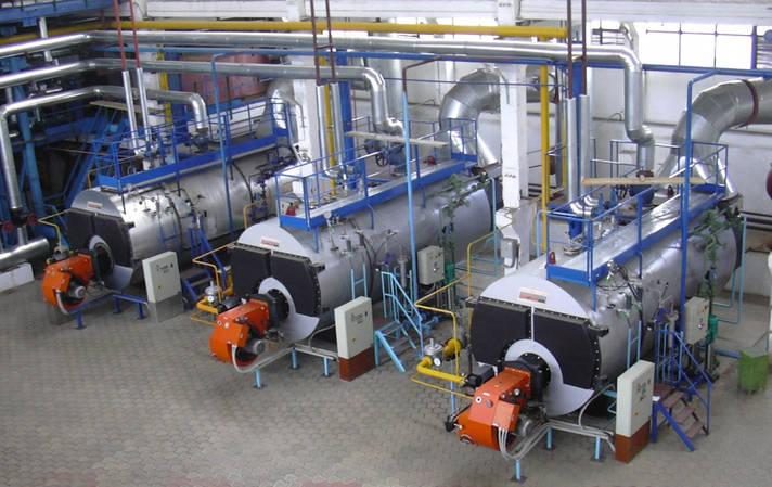 Реконструкция и капитальный ремонт котельных, систем тепло- и пароснабжения предприятий , фото 2