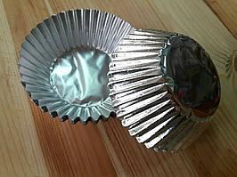 Тарталетки из фольги круглые (120 шт/уп)