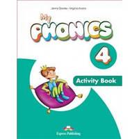My Phonics 4 Activity Book