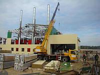Строительство и монтаж котельных, систем тепло- и пароснабжения предприятий