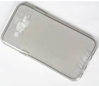 Силикон ультратонкий (0,33мм) Samsung G530/J2 Prime (Grey)